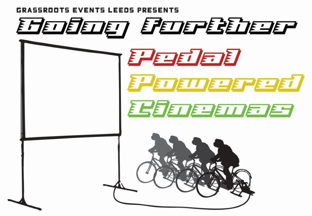 Pedal Powered Cinema – Grassroots Going Further